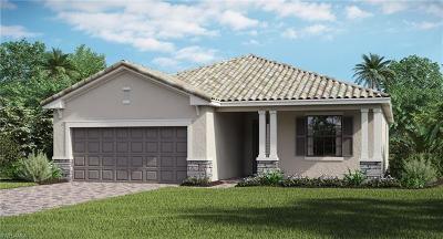 Estero Single Family Home For Sale: 19556 Utopia Ln