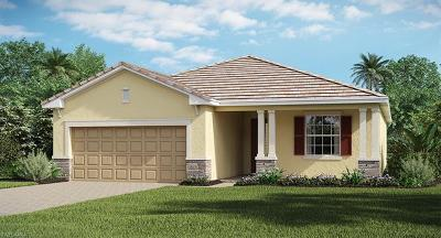 Fort Myers Single Family Home For Sale: 4180 Bluegrass Dr