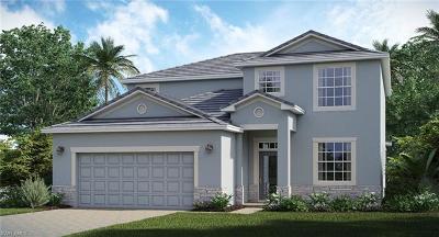 Fort Myers Single Family Home For Sale: 4143 Lemongrass Dr