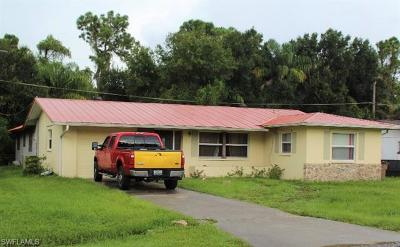 Fort Myers Single Family Home For Sale: 13845 5th St