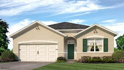 Cape Coral Single Family Home For Sale: 1715 SW 19th Pl