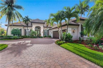 Naples FL Single Family Home For Sale: $1,275,000