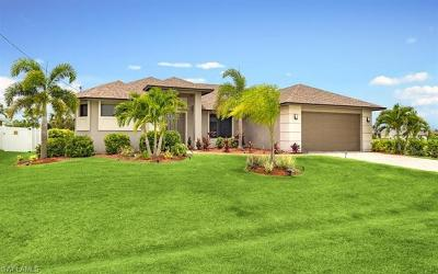 Cape Coral Single Family Home For Sale: 2028 SW 29th Ter