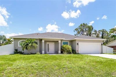 Fort Myers Single Family Home For Sale: 18589 Sebring Rd