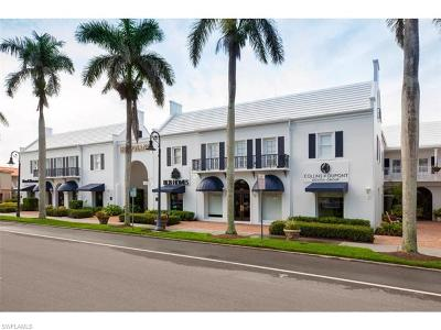 Naples Condo/Townhouse For Sale: 292 S 14th Ave #G