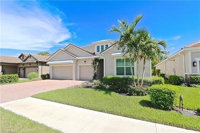 Naples Single Family Home For Sale: 3761 Helmsman Dr