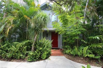 Naples Single Family Home For Sale: 1275 Solana Rd #D-1