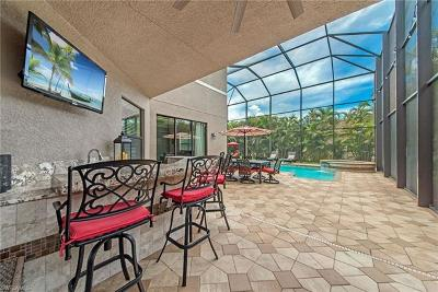 Naples Single Family Home For Sale: 3342 Pacific Dr