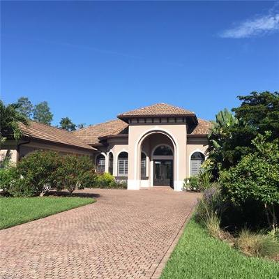 Estero Single Family Home For Sale: 12531 Water Oak Dr