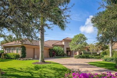 Naples Single Family Home For Sale: 28040 Castellano Way
