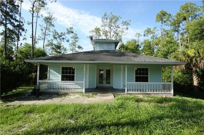Naples Single Family Home For Sale: 4080 SE 2nd Ave