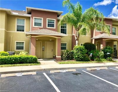 Naples Condo/Townhouse For Sale: 9101 Gervais Cir #1704
