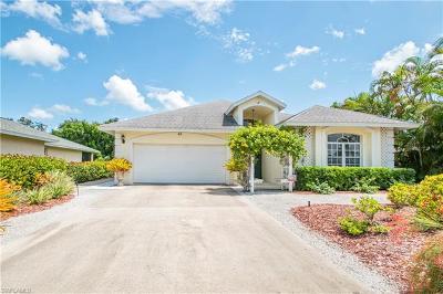 Bonita Springs Single Family Home For Sale: 61 1st St