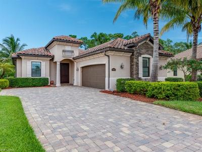 Single Family Home For Sale: 9483 Piacere Way