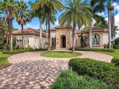 Single Family Home For Sale: 15163 Brolio Ln