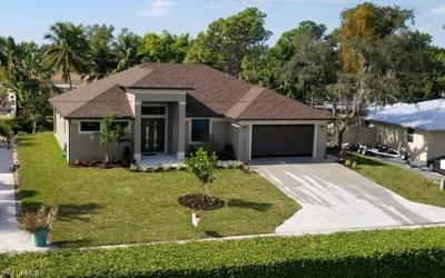 Bonita Springs Single Family Home For Sale: 27303 Barbarosa St
