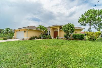 Cape Coral Single Family Home For Sale: 2229 SW 1st St