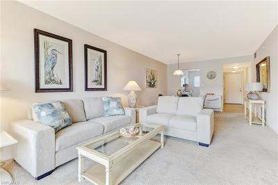 Fort Myers Beach Condo/Townhouse For Sale: 7400 Estero Blvd #610