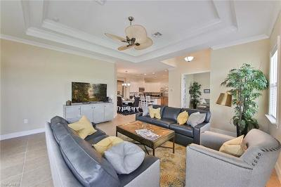 Naples Single Family Home For Sale: 7202 Dominica Dr
