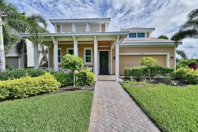 Naples Single Family Home For Sale: 3504 Pilot Cir
