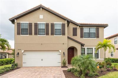 Naples Single Family Home For Sale: 14579 Tuscany Pointe Trl