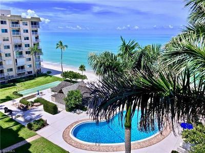 Naples Condo/Townhouse For Sale: 3443 Gulf Shore Blvd #706