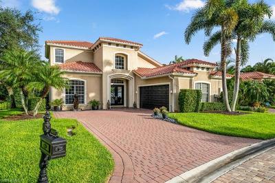 Single Family Home For Sale: 1405 Via Portofino