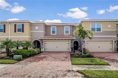 Fort Myers Condo/Townhouse For Sale: 12525 Laurel Cove Dr
