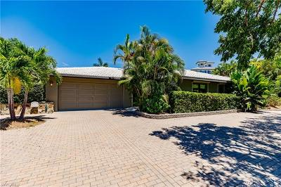 Marco Island Single Family Home For Sale: 1041 E Inlet Dr