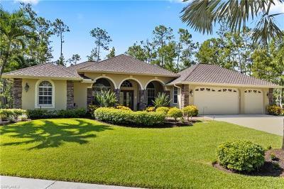 Naples Single Family Home For Sale: 940 Oakes Blvd