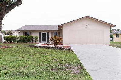 Single Family Home For Sale: 4301 SW 17th Ave