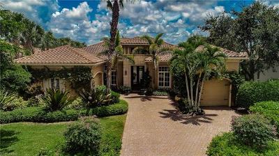 Naples Single Family Home For Sale: 2224 Miramonte Ct