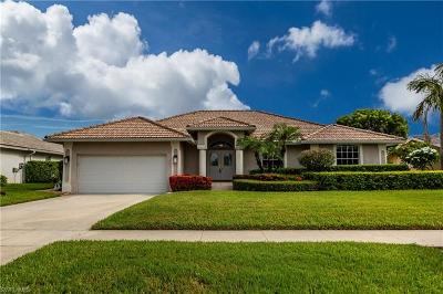 Marco Island Single Family Home For Sale: 1500 Biscayne Way