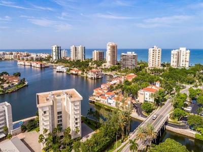 Naples Condo/Townhouse For Sale: 250 Park Shore Dr #101