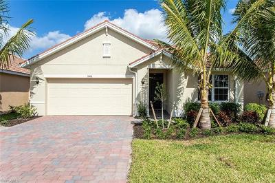 Fort Myers Single Family Home For Sale: 3146 Birchin Ln
