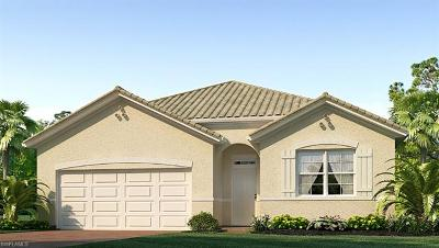 Fort Myers Single Family Home For Sale: 3206 Birchin Ln