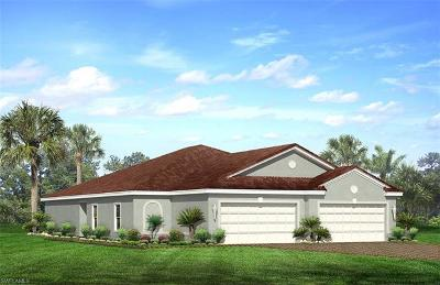 Fort Myers Single Family Home For Sale: 4398 Dutchess Park Rd