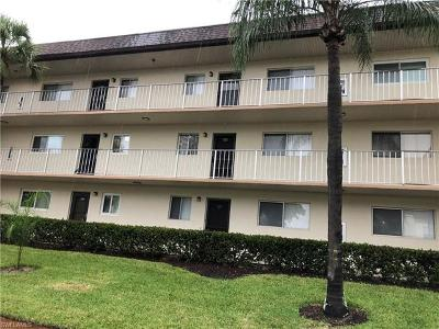 Naples Condo/Townhouse For Sale: 1018 Manatee Rd #E205