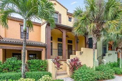 Lely Resort Condo/Townhouse For Sale: 9092 S Capistrano St #6407