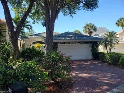 Naples Single Family Home For Sale: 5852 Jameson Dr