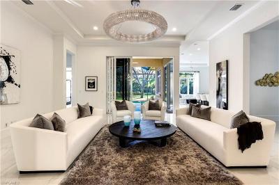 Naples Single Family Home For Sale: 2088 Rivoli Ct