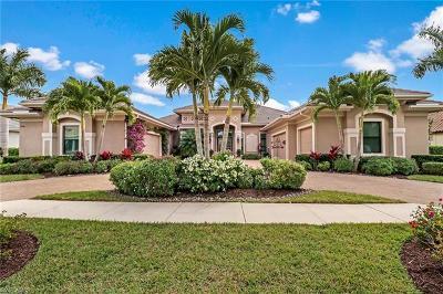 Naples Single Family Home For Sale: 11934 Hedgestone Ct