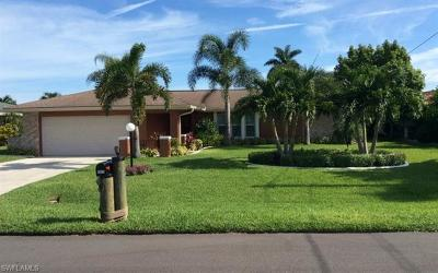 Cape Coral Single Family Home For Sale: 1925 SE 37th St