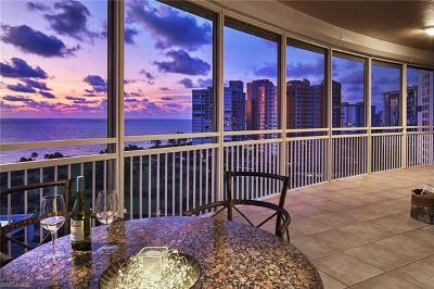 Naples Condo/Townhouse For Sale: 4151 N Gulf Shore Blvd #1102