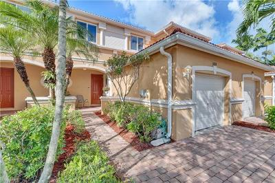 Fort Myers Condo/Townhouse For Sale: 3228 Antica St