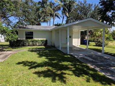Naples Single Family Home For Sale: 1315 N 5th Ave
