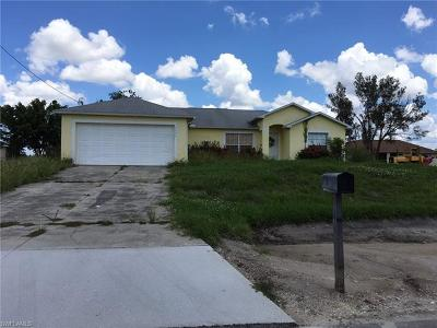 Cape Coral Single Family Home For Sale: 1131 SW 4th Ln