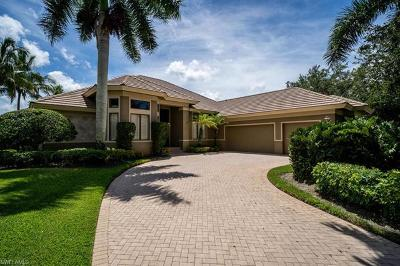 Estero Single Family Home For Sale: 22261 Wood Run Ct