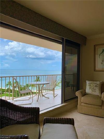 Naples Condo/Townhouse For Sale: 4005 N Gulf Shore Blvd #700