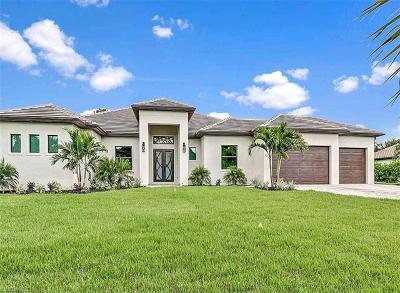 Naples Single Family Home For Sale: 830a NW 3rd St